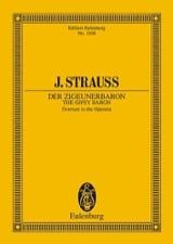 Der Zigeunerbaron, Ouverture Johann (Fils) Strauss laflutedepan.com