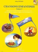 Sonya Veczan - Chansons enfantines – Volume 2 - Partition - di-arezzo.fr