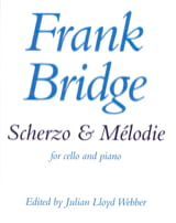 Frank Bridge - Scherzo and Melody - Sheet Music - di-arezzo.co.uk