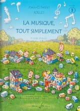 La Musique Tout Simplement - Volume 3 - laflutedepan.com