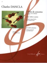Charles Dancla - Solo Concerto No. 1 op. 77 in B minor - Sheet Music - di-arezzo.com