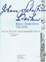 Bach Johann Sebastian / Veilhan Jean-Claude - Bach-Exercitium - Partition - di-arezzo.fr