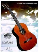 Francis Kleynjans - Flux et Reflux op. 165b –2 guitares - Partition - di-arezzo.fr