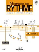 Teslar Yves / Gevrey Alexis - Méthode de rythme – Volume 2 - Partition - di-arezzo.fr