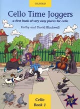 Cello Time Joggers Book 1 - Partition - laflutedepan.com