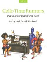 Cello Time Runners - Piano accomp. Book Partition laflutedepan.com