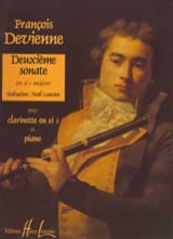 François Devienne - 2nd Sonata in Bb Major - Sheet Music - di-arezzo.com