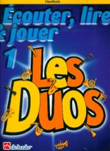 DE HASKE - Play Play and Play - Les Duos Volume 1 - 2 Oboe - Sheet Music - di-arezzo.com