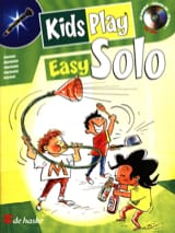 Fons van Gorp - Kids Play Easy Solo – Clarinette - Partition - di-arezzo.fr
