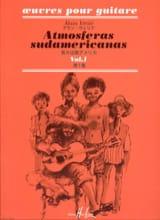 Alain Vérité - Atmosferas Sudamericanas - Volume 1 - Sheet Music - di-arezzo.com