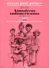 Alain Vérité - Atmosferas Sudamericanas - Volume 2 - Sheet Music - di-arezzo.com