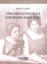 Two pieces for viola (or violin) and cello laflutedepan.com