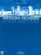 Gars Marc Le - Paysages Celtiques pour Guitare Volume 1 - Partition - di-arezzo.fr