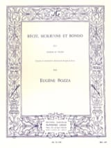 Eugène Bozza - Story, Sicilian and Rondo - Sheet Music - di-arezzo.com
