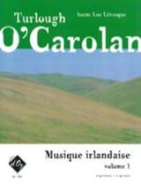 Musique Irlandaise Volume 1 Carolan Turlough O' laflutedepan.com