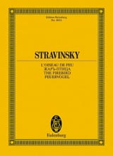 Igor Stravinsky - The Firebird 1909-10, Balletto - Partitura - di-arezzo.it