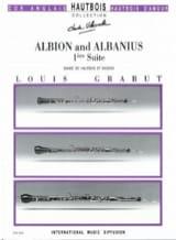 Albion et Albanius –Suite n° 1 Louis Grabut laflutedepan.com