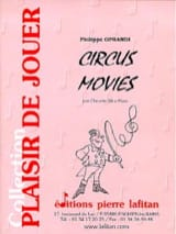 Philippe Oprandi - Circus Movies - Partition - di-arezzo.fr