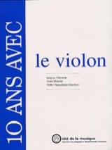 10 Ans avec le Violon Livre Guides pratiques - laflutedepan.com