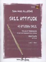 Jazz Attitude Volume 2 - Jean-Marc Allerme - laflutedepan.com