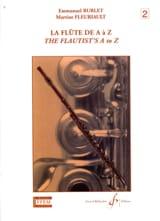 La Flûte de A à Z - Volume 2 laflutedepan.com