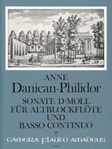 Sonate d-mol – Altblockflöte u. Bc laflutedepan.com