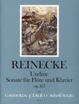 Carl Reinecke - Undine Sonate op. 167 - Flöte Klavier - Sheet Music - di-arezzo.co.uk