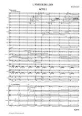 Kaija Saariaho - L'amour de Loin - Opéra - Partition - di-arezzo.fr