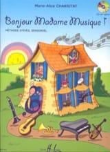 Bonjour Madame Musique ! Marie-Alice Charritat laflutedepan.com