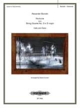 Alexandre Borodine - Nocturne - Cello - Sheet Music - di-arezzo.co.uk