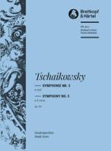 Symphonie Nr. 5 e-moll op. 64 - Partitur laflutedepan.com