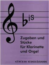 Bis - Zugaben und Stücke - Klarinette Orgel laflutedepan.com