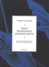 8 Traditional Japanese Pieces Gordon Saunders laflutedepan.com