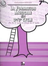 La Formation Musicale en 2e/3e Cycle - Volume 7 laflutedepan.com