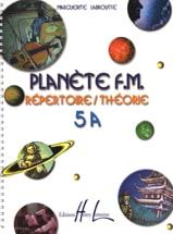 Planete FM 5A - Répertoire + Théorie laflutedepan.com