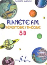 Planète FM 5B - Répertoire + Théorie laflutedepan.com