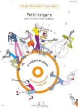 Petit tzigane – 2 violons piano laflutedepan.com