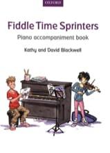 Fiddle Time Sprinters Book 3 - Piano Accompaniment book laflutedepan.com