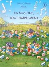 La Musique Tout Simplement Volume 4 - Professeur laflutedepan.com