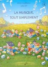 La Musique Tout Simplement - Volume 4 laflutedepan.be