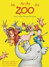 At the Zoo - Cofalik Antoni / Twardowski Romuald - laflutedepan.com