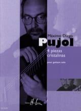 Maximo Diego Pujol - 4 Piezas cristalinas - Partition - di-arezzo.fr