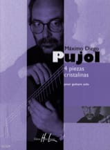 4 Piezas cristalinas - Maximo Diego Pujol - laflutedepan.com