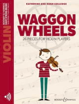 Waggon Wheels - Violon Partition Violon - laflutedepan.com