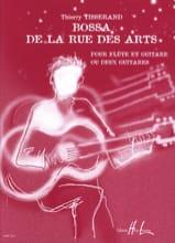 Bossa de la rue des Arts - Thierry Tisserand - laflutedepan.com