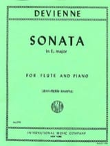 Sonata in E flat major – Flute piano - laflutedepan.com