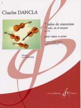Solo de concerto n° 7 op. 224 en ré majeur - laflutedepan.com
