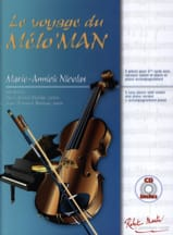 - The Melo'man's Journey - Sheet Music - di-arezzo.com