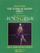 The Four Seasons Spring - Flute And Piano VIVALDI laflutedepan.com