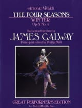 The Four Seasons Winter - Flute And Piano laflutedepan.com